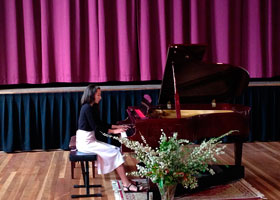 Angela Pidgeon, Rachmaninoff Festival Wentworth Falls 2013